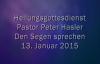 Peter Hasler - Heilungsgottesdienst - Den Segen sprechen - 13.01.2015.flv
