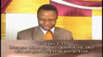 Xteristics of the wicked by Rev Joe Ikhine  part 2 of 2