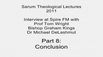 Sarum Theological Lectures 2011 with Tom Wright - part 8.mp4