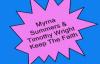 Myrna Summers-Keep The Faith.flv