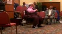 Pastor Bobo Sings with Dr. Rance Allen.flv
