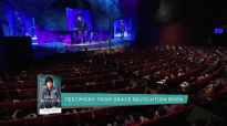Joseph Shares A Testimony From His New Book, Grace Revolution - 1.mp4
