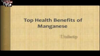 Top Health Benefits of Manganese Aids in Vitamin Absorption