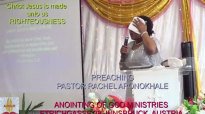 Christ Jesus is made unto us RIGHTEOUSNESS by Pastor Rachel Aronokhale  Anointing of God Ministries.mp4