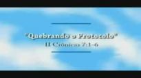 Pastor Marco Feliciano  Quebrando o Protocolo