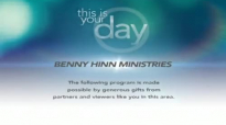 Benny Hinn The Prayer Shawl  Talk Show