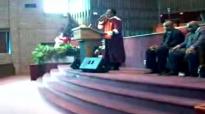 Bishop Lambert W. Gates Sr. @ Greater Apostolic Faith Temple (Part 1).flv