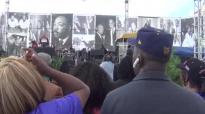 Deitrick Haddon performs at MLK Celebration 2013 NEW!!