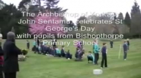 The Archbishop of York celebrates St George's Day.mp4