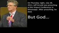 Jeff Arnolds Miracle  He Died But God