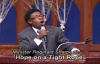 (SERMON CLOSE)'Hope on a Tight Rope'-Reggie Sharpe Jr-www.realsharpejr.com.flv