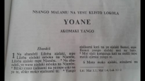 Biblia na lingala _ NKOLO YESU Amipesi - Yoane 18 - Jean chapitre 18.mp4