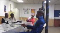 Elder Johnny James Seminar Pt 6  Salvation Temple Church
