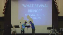 Session 2 What Revival Brings by Ps Benny Ho 2 June 2012 Grand Paragon JB