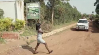 Give her a lift in your car at you own risk. Kansiime Anne. African comedy.mp4