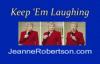 Jeanne Robertson The Golfers Christening