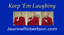 Jeanne Robertson The Golfers Christening