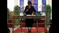Bishop Iona Locke HE HEARD ME.flv