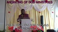 Preaching Pastor Thomas Aronokhale AOGM September 2018.mp4