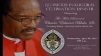 National COGIC OfficialsPresiding Bishop Charles Blake and Lady Mae Blake2013