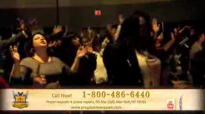 Prophet Manasseh Jordan - Miracle Anointing Falls during Hallelujah Song.flv