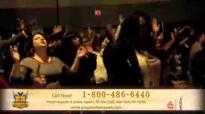 Prophet Manasseh Jordan - Miracle Anointing Falls during Hallelujah Song.flv