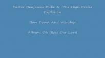 Benjamin Dube Bow Down and worship
