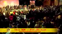 Prophet Manasseh Jordan - Must see Healing FIRE Touches Thousands.flv