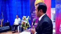Pastor Tinu George  Pastor Tigi George in Kuwait  SalmiyaPart 4 Miracle Healing Crusade 2014
