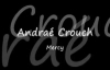 Andrae Crouch - Mercy.flv
