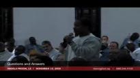 John Piper Q&A at Angola Prison