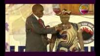 Silencing The Voice of Evil Dedication by Dr Daniel  K Olukoya 2