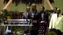 Jason Nelson's Praise Break at The NC Second Ecclesiastical Jurisdictional AIM COGIC 2015.flv