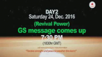 December Retreat 2016 (Day 2 Evening) by Pastor W.F. Kumuyi.mp4