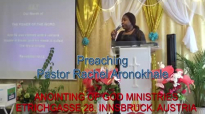 Preaching Pastor Rachel Aronokhale AOGM - Power of the Word Pt2 July 2019.mp4