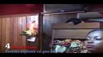 Sr L'OR MBONGO S'ADRESSE A L'EGLISE _ FEMME ENFANTE CE QUE TU AS.flv