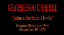 Joshua at the Battle of Jericho Bible Movies