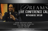 David E. Taylor - Dreams - Live Conference Call - 11_20_14.mp4