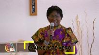 Centre Chrétien CCAC  Ne perdez jamais courage - Dieu est avec vous Evangéliste vero.mp4