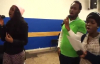 Pastor ID with youth in praise Graz and candle of worship choir rehearsal part 2