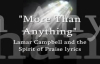 More Than Anything Lamar Campbell and the Spirit of Praise lyrics.flv