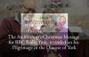 Archbishop Sentamu's Christmas Day Message from his Pilgrimage.mp4