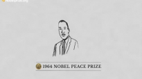 Martin Luther King, Jr.'s Nobel Peace Prize Lecture from Oslo, 11 Dec. 1964 (full audio).mp4