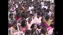 Rev Sam P Chelladurai Message About Faith and Authority.flv