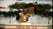 God Answers Prayers - 12.14.15 - West Jacksonville COGIC - Elder Gary L. Hall Jr.flv