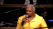 Bishop Millicent Hunter. Pre Anniversary Service.Antioch Baptist Church.flv