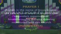 Bishop OyedepoCovenant Hour Of Prayer August 8,2015