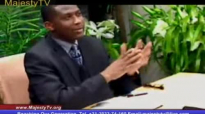 apostle larry dorkenoo on Majesty TV (sun 4 nov 2012).flv