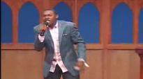 Minister Reginald Praise Break 2014! 'When Jesus Spits.flv