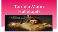 Tamela Mann Hallelujah Lyrics.flv